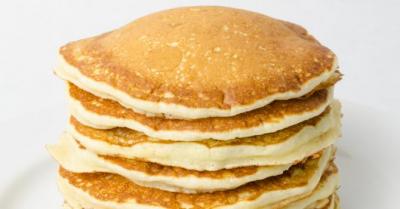 Recette Pancakes minceur - ww 2p - FRIJE
